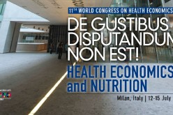iHEA Congress<br/>Health Economics and Nutrition<br/>12 &#8211; 15 July Milan