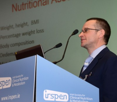 Peter Turner, Specialist Dietititian, the Royal Liverpool and Broadgreen University Hospitals, NHS Trust
