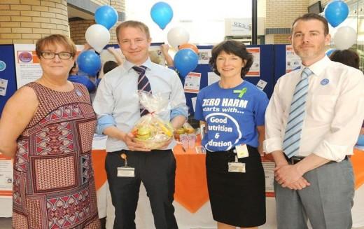 Tallaght Hospital Launches Zero Harm Around Nutrition & Hydration