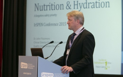 HSE to improve nutritional care