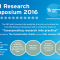 Invitation: INDI Research Symposium 2016 – 14th January 2016