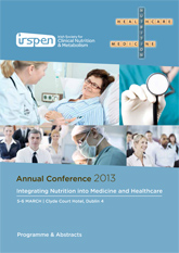 Irspen Annual Conference 2013 Programme