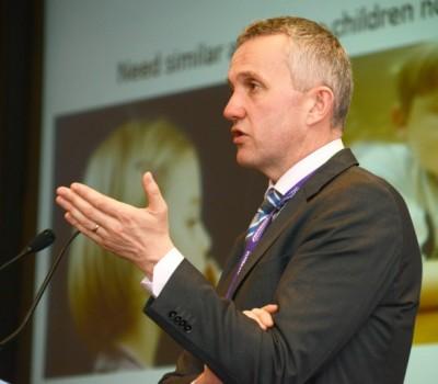 Prof Donal O'Shea