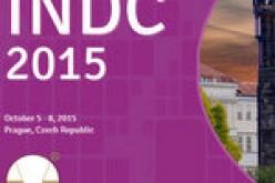 INDC 2015<br/> 5 – 8 October Prague