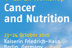 4th ESPEN Workshop – Cancer and Nutrition – Date 23–24 October 2016