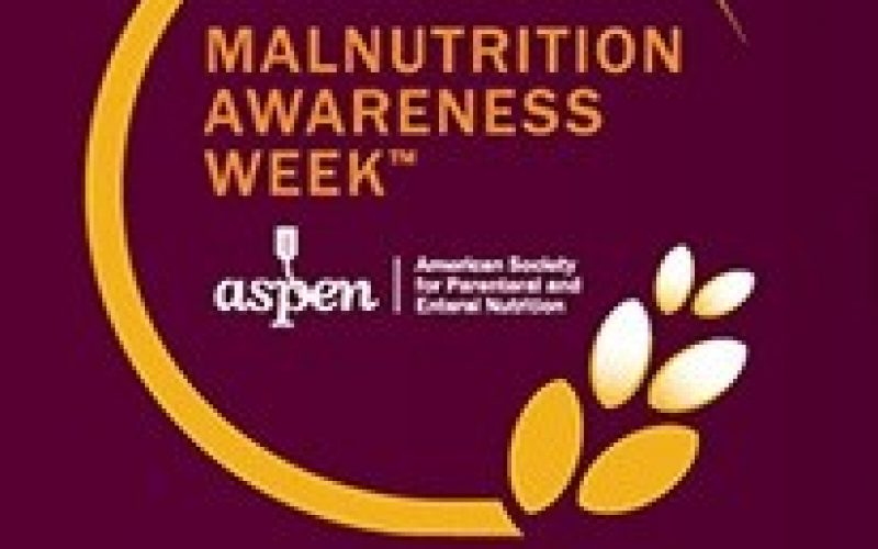 Malnutrition Awareness Week – October 5-9, 2020