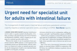Urgent need for specialist unit for adults with intestinal failure