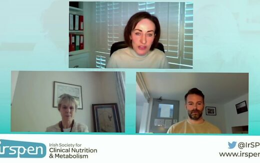 Home Artificial Nutrition Patient Support Webinar – August 4th, 2021 2.30pm