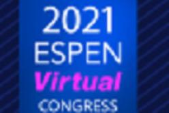 ESPEN Virtual Congress – September 9-14 2021